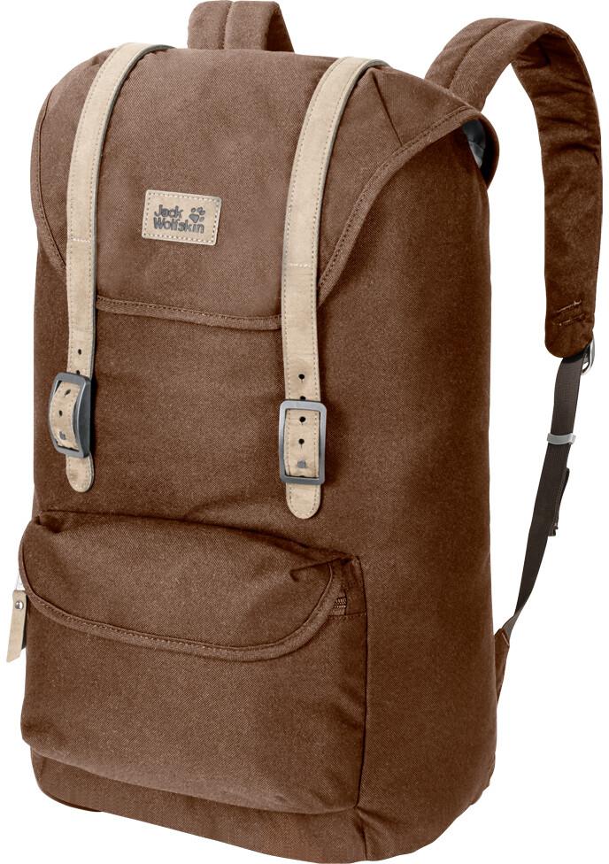 Jack Wolfskin Earlham Backpack desert brown